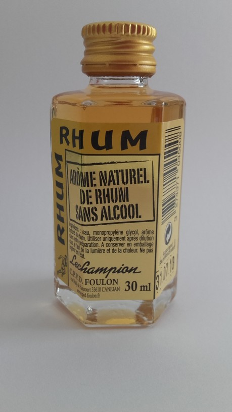 AROME NATUREL DE RHUM web